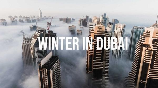 Зима в Дубае / Winter in Dubai (2017) WEBRip 1440p