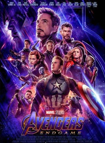 Мстители: Финал / Avengers: Endgame (2019) TC [EN / RU Sub] [Proper]