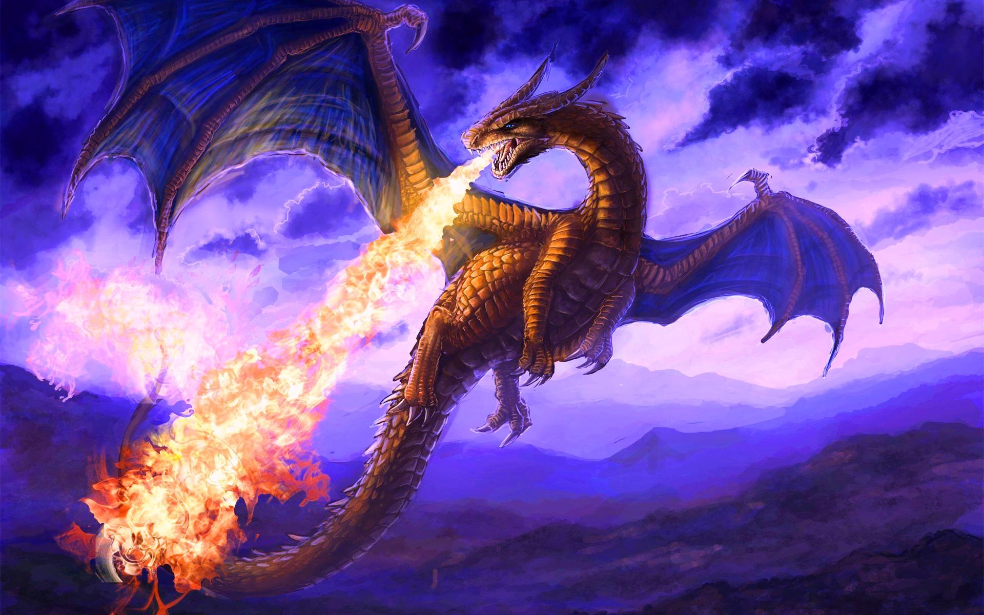 можете большие картинки с драконами собор