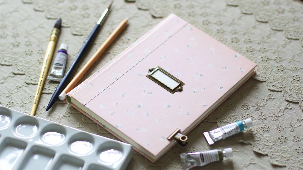 Как сделать блокнот из бумаги: необходимые компоненты и инструкция