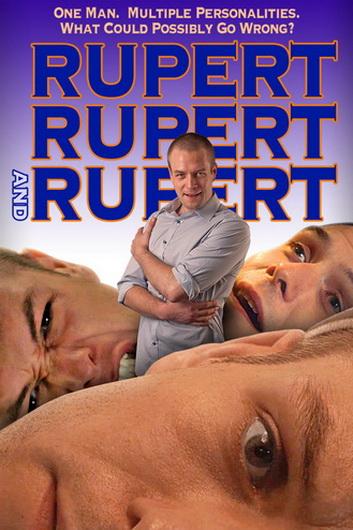 Руперт, Руперт и ещё раз Руперт / Rupert, Rupert & Rupert (2019)