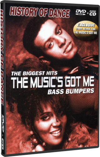 Bass Bumpers - History Of Dance (2004, DVD5)