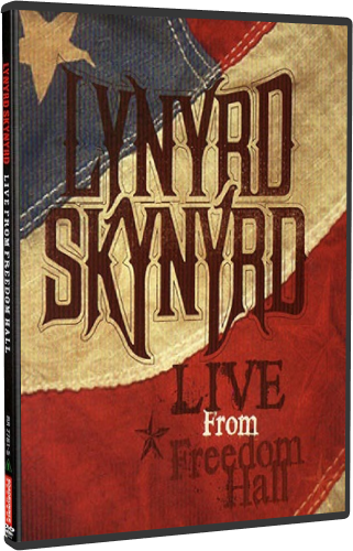 Lynyrd Skynyrd - Live From Freedom Hall (2007, DVD5)
