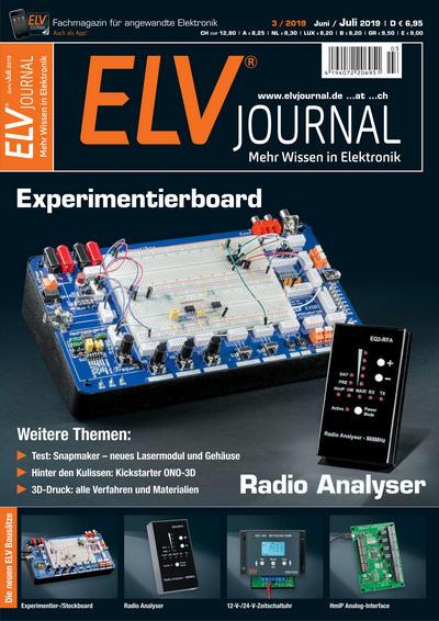 ELV Journal №3 2019