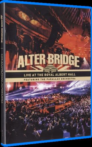 Alter Bridge - Live At The Royal Albert Hall (2018, Blu-ray)