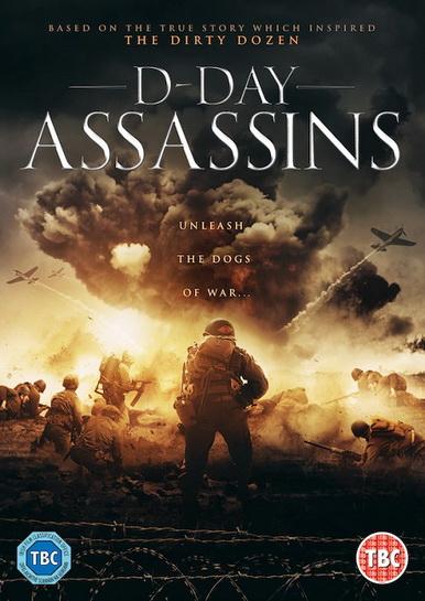 Чертова дюжина / Убийцы Дня Д / The Filthy Thirteen / D-Day Assassins (2019)