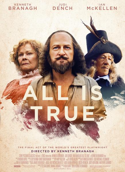 Чистая правда / All Is True (2018) WEB-DL 1080p | HDRezka Studio