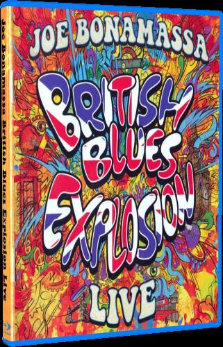 Joe Bonamassa - British Blues Explosion Live (2018, Blu-Ray)