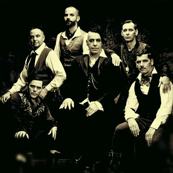 Rammstein - Дискография (1995-2019) MP3