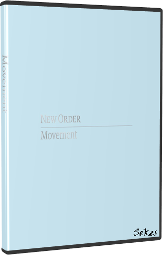 New Order - Movement (2019, DVD9)