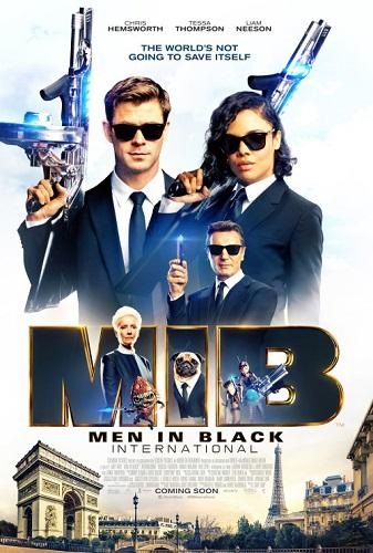 Men in Black International 2019 720p HDCAM-H264 AC3 ADDS CUT OUT Will1869