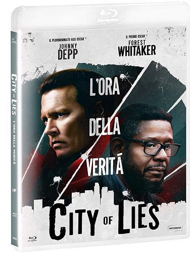 City of Lies 2019 1080p Bluray X264-EVO