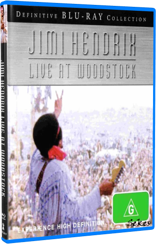 Jimi Hendrix - Live at Woodstock 69 (2008, Blu-Ray)