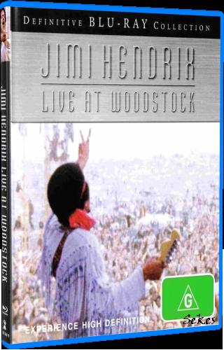 Jimi Hendrix - Live at Woodstock 69 (2008, Blu-Ray)