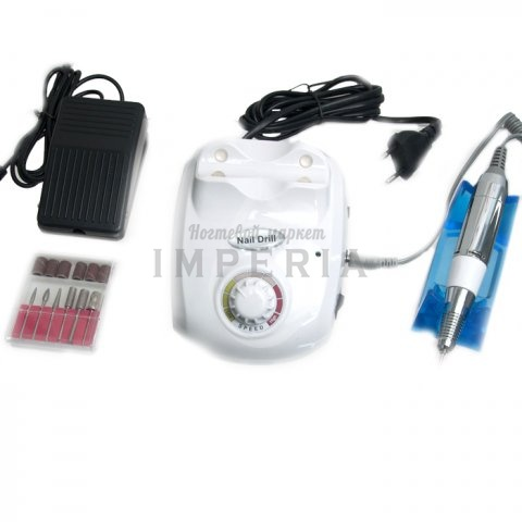 Аппарат для маникюра и педикюра US-502 (Белый)