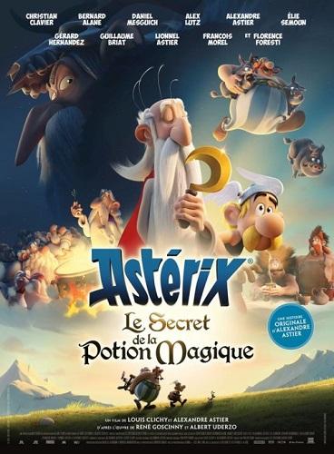 Asterix The Secret of the Magic Potion 2019 1080p BDRip X264 AC3-EVO