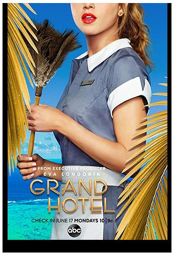 Гранд Отель / Grand Hotel [Сезон: 1] (2019) WEBRip 720p | LostFilm