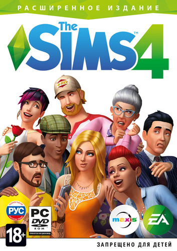 The Sims 4: Deluxe Edition [v 1.59.73.1020/1.59.73.1520 + DLCs] (2014) PC | Repack