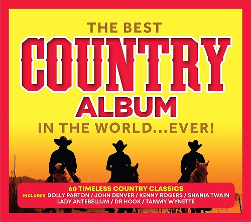 VA - The Best Country Album In The World Ever!(2019)