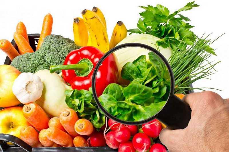 Продукты питания под пристальным контролем