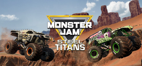 Monster Jam Steel Titans [v 1.0.1] (2019) PC | RePack от R.G. Catalyst