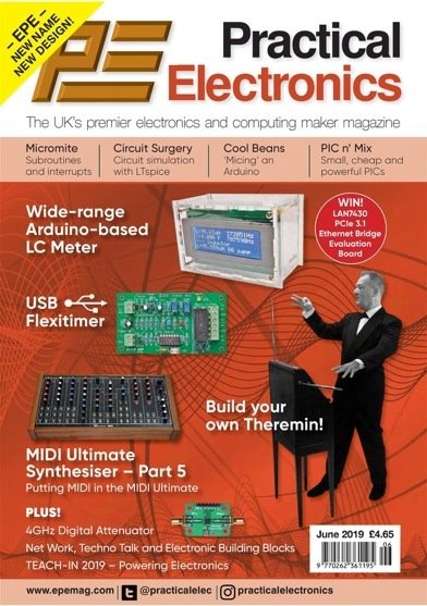 Practical Electronics №6 (June 2019)