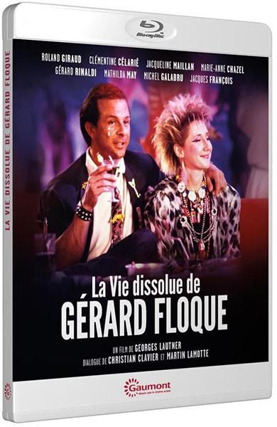Развратная жизнь Жерара Флока / La vie dissolue de Gérard Floque (1987) BDRemux 1080р