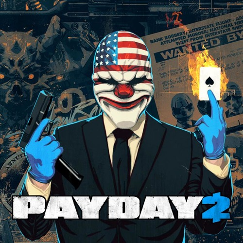 PayDay 2: Ultimate Edition [v 1.92.790 + DLCs] (2013) PC | Repack от xatab