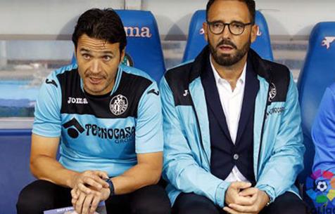 """Игроки наложили вето на переход в """"Мадрид"""" тренера """"Хетафе"""""""