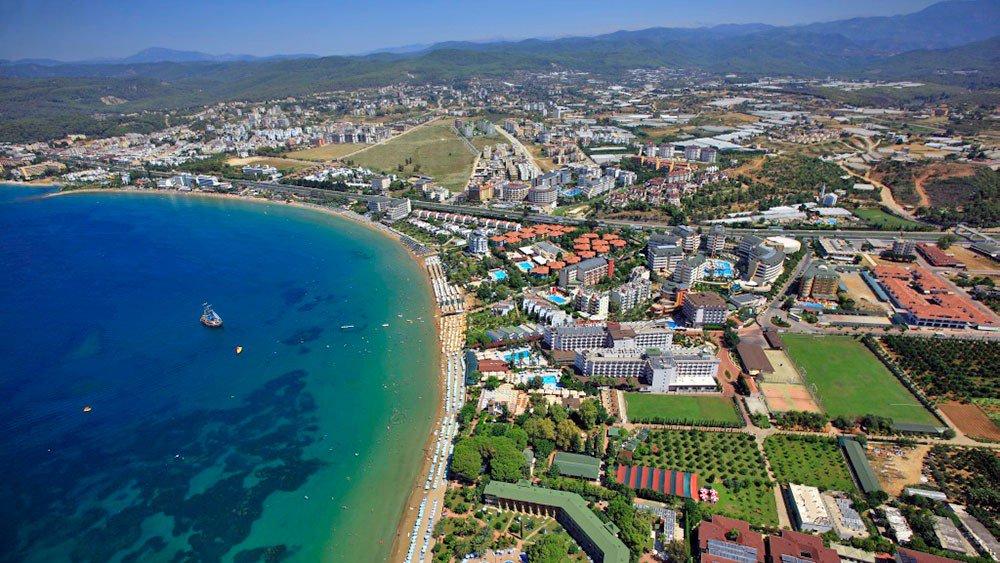Турецкий район Авсаллар: инфраструктура и расположение.