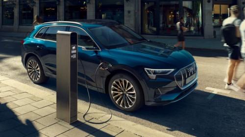 Audi e-tron стал первым электромобилем, получившим высшую награду за безопасность 2019 TOP SAFETY PICK+ [Автомир]