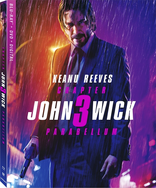 Джон Уик 3 / John Wick: Chapter 3 - Parabellum (2019) BDRip 720p   Есарев