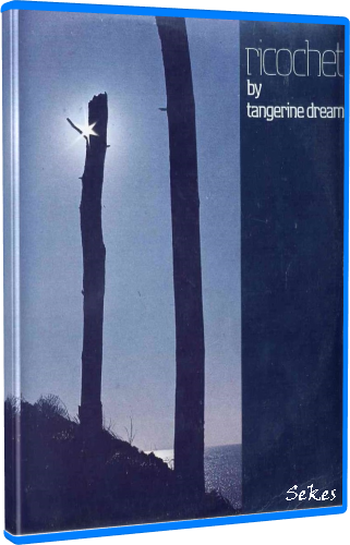 Tangerine Dream - Ricochet (2019, Blu-ray)
