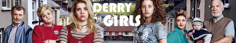 Derry Girls S01-S02 1080p WEB-DL/HDTV DDP5.1 x264-IJP/MTB