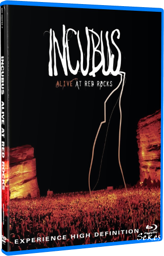 Incubus - Alive at Red Rocks (2007, BDRip 1080p)