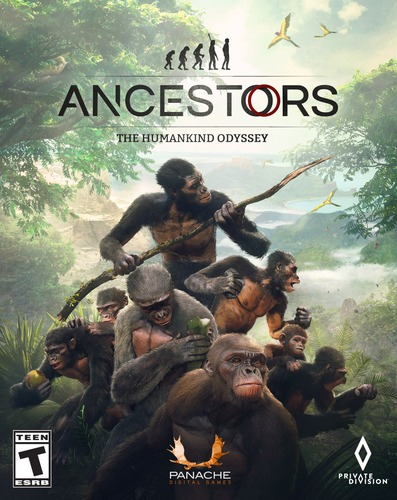 Ancestors: The Humankind Odyssey (2019) PC | Repack от xatab