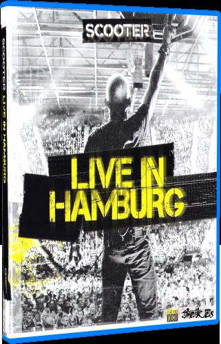Scooter - Live In Hamburg (2010, Blu-Ray)