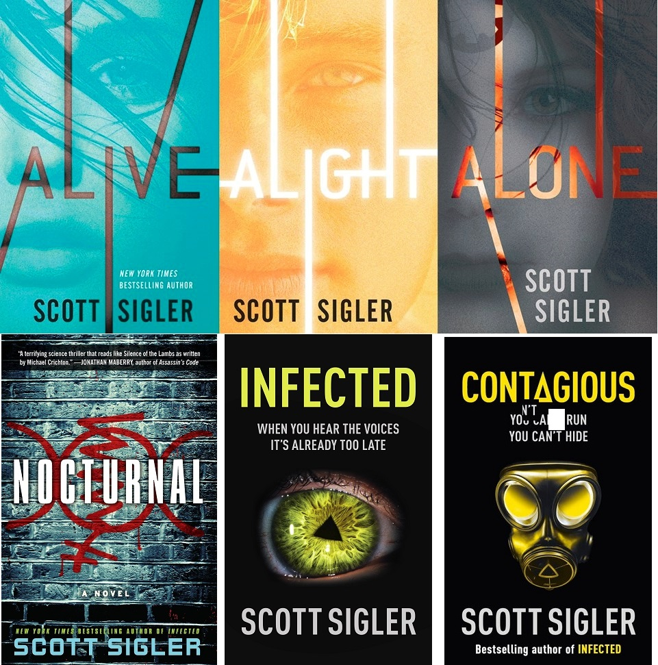 Scott Sigler - Collection