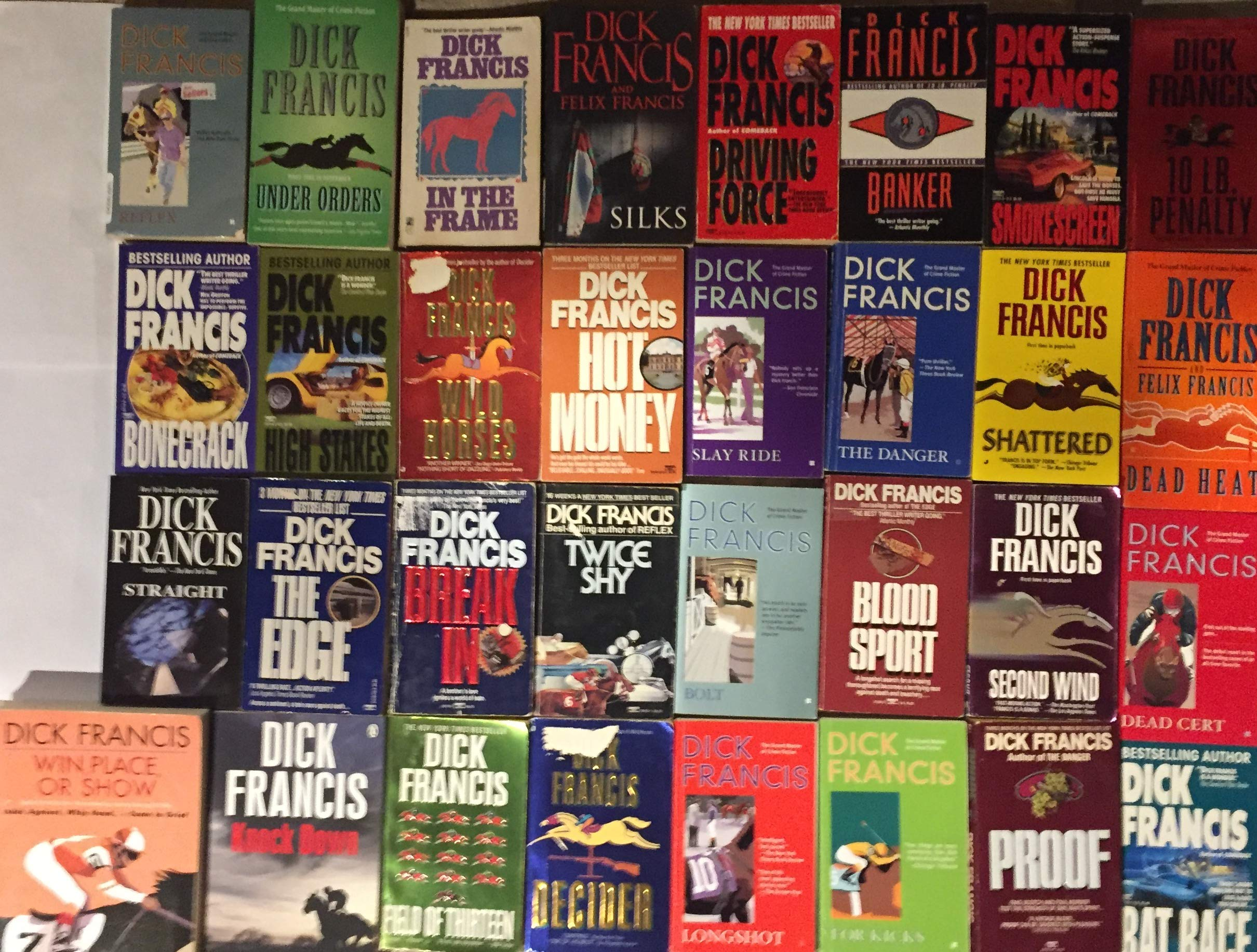 Dick Francis - Collection