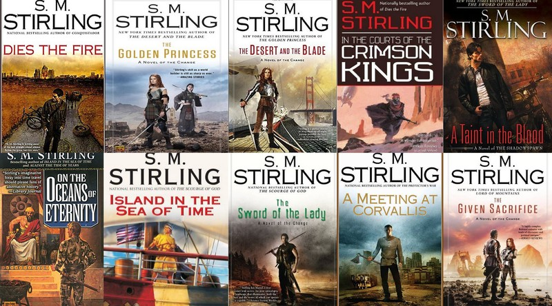 S.M. Stirling - Collection