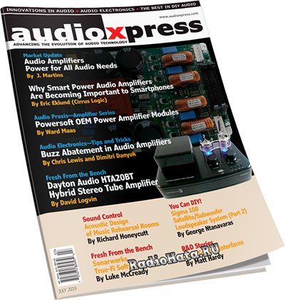 AudioXpress No.7 (July 2019)