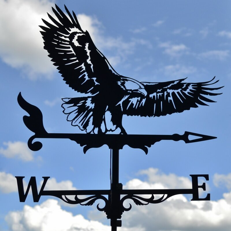 Флюгер в форме орла