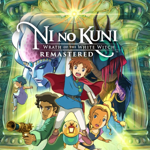 Ni no Kuni Wrath of the White Witch Remastered (2019) PC | Repack