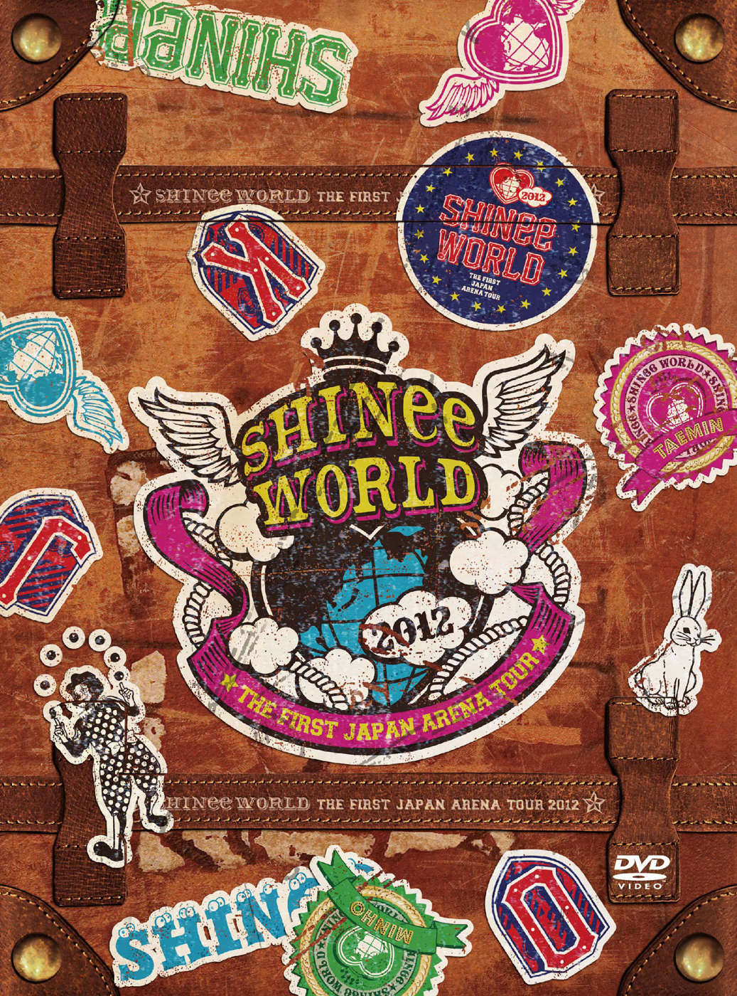 20190928.1508.6 SHINee - First Japan Arena Tour SHINee World 2012 (2 DVD) cover 1.jpg