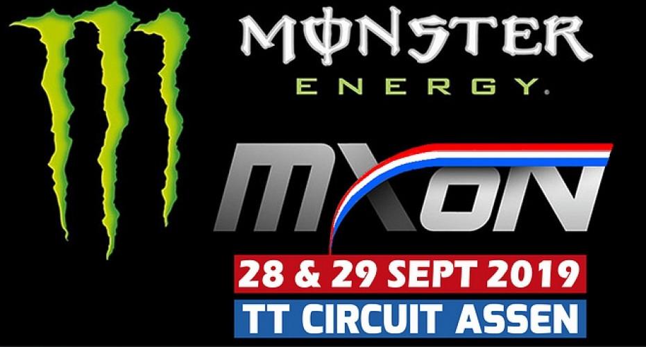 2019 Monster Energy FIM MXoN Assen, The Netherlands [29 / 09 / 2019, FIM Чемпионат Мира по Мотокроссу, HDTVRip]