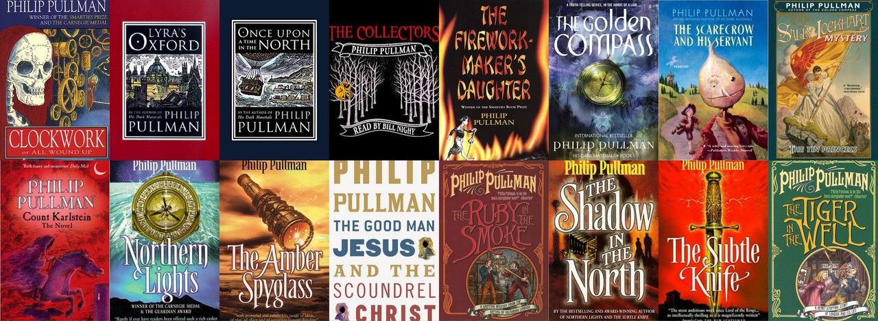 Philip Pullman - Collection