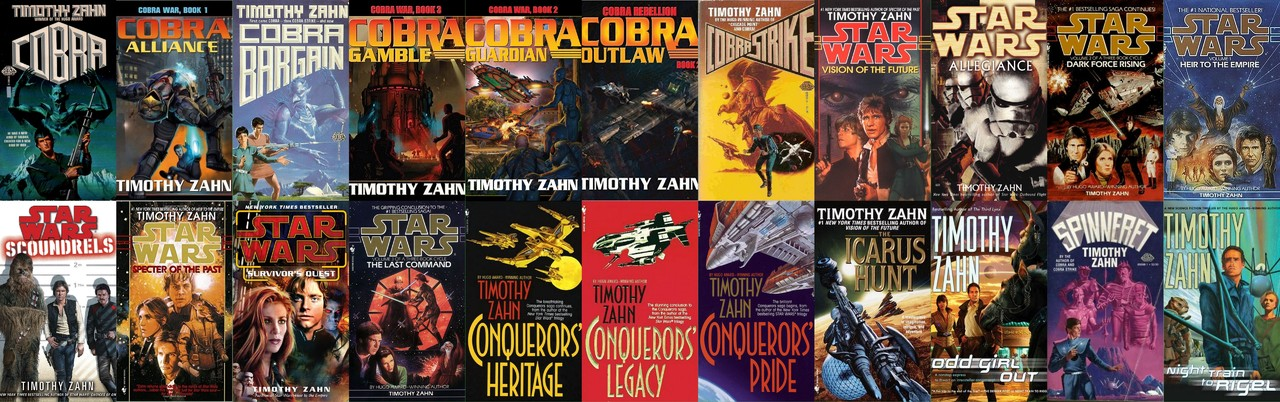 Timothy Zahn - Collection
