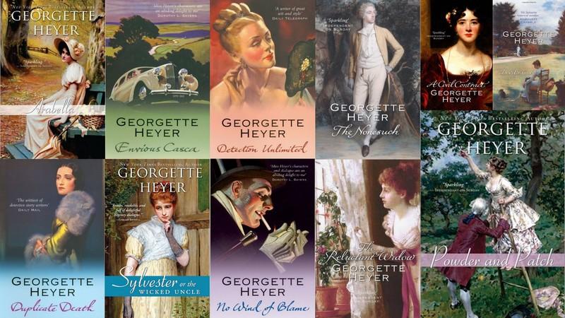Georgette Heyer - Collection