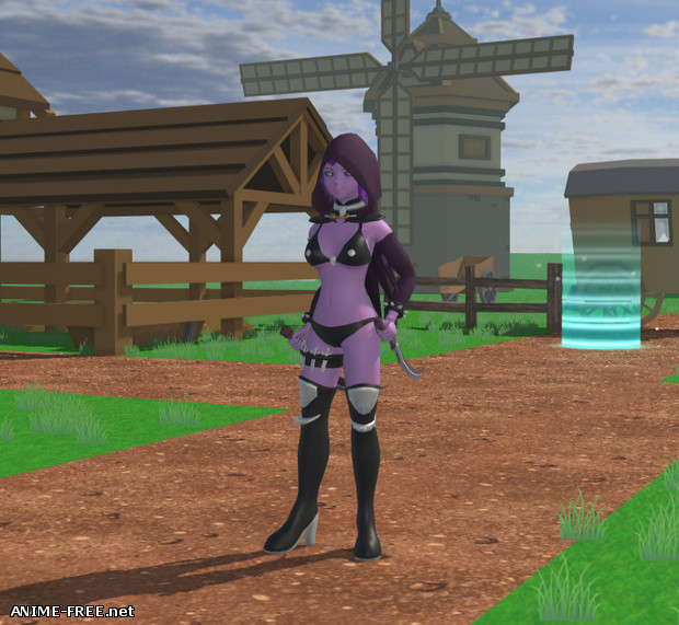 Heroine Rescue Team [2018] [Uncen] [3D-Animation, RPG] [ENG] H-Game