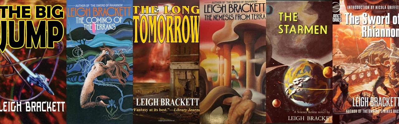 Leigh Brackett - Collection